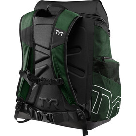 TYR Alliance 45l - Mochila natación - verde/negro